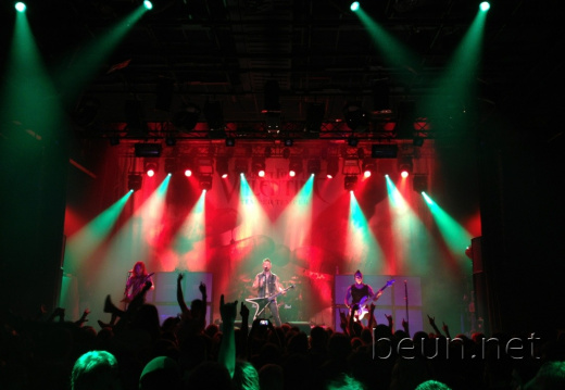 Bullet For My Valentine in de Melkweg.