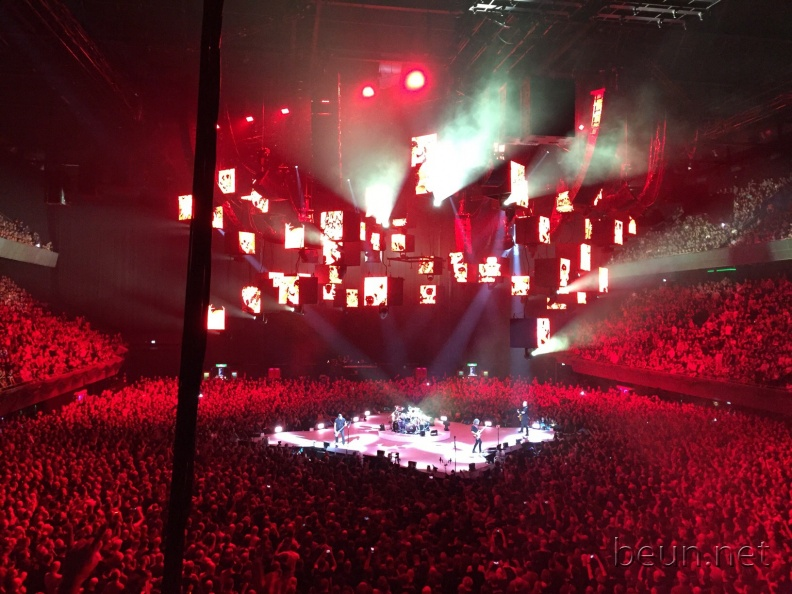 Metallica. Ziggo Dome. 2017-09-06.